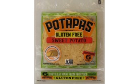 Sweet potato tortillas