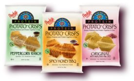 PROTATO protein crisps
