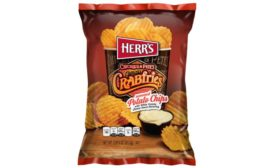 Herr's Chickie's & Pete's Crabfries Potato Chips