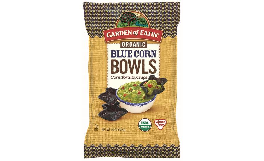 Garden of Eatin Bowls Tortilla Chips 2016 01 12 Snack and Bakery