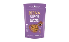 Biena Rockin' Ranch Chickpea Snacks