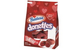 Donettes Red Velvet Mini Donuts