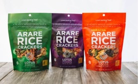 Lotus Foods Arare Rice Crackers
