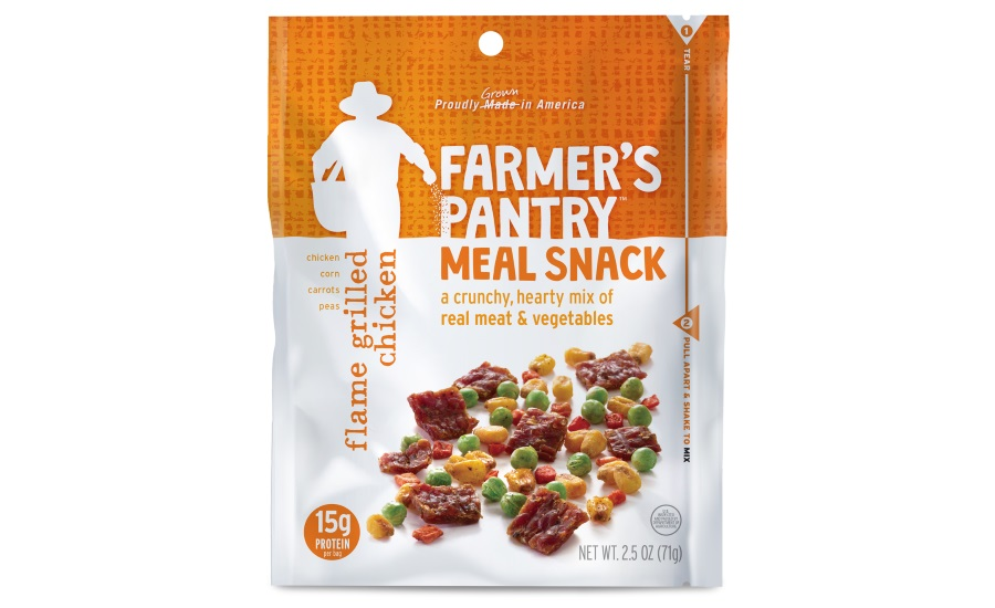 Farmers Pantry Meal Snacks