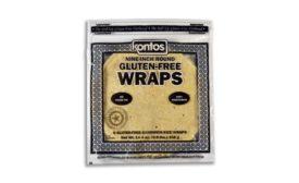 Kontos gluten free wrap