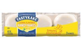 Tastykake Lemon Kandy Kakes