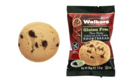 Walkers Gluten Free Chocolate Chip Shortbread Two-Pack