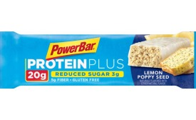 PowerBar Reduced Sugar ProteinPlus Bars