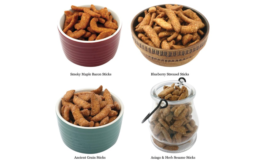 TH Foods snack mixes