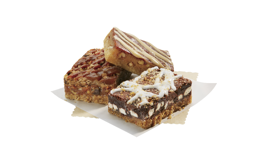 Bistro Collection dessert bars