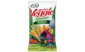 Sensible Portions Garden Veggie Straws featuring Trolls movie
