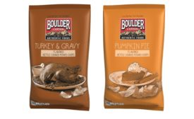 Boulder turkey and gravy potato chips