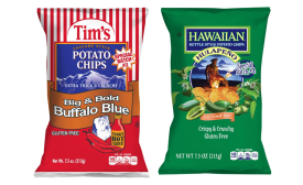 Tims Cascade Snacks limited edition flavors