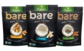 Bare Chips organic coconut chips