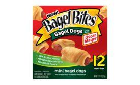 Bagel Bites Mini Bagel Dogs