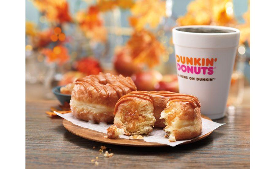 dunkin donuts strategic alliances