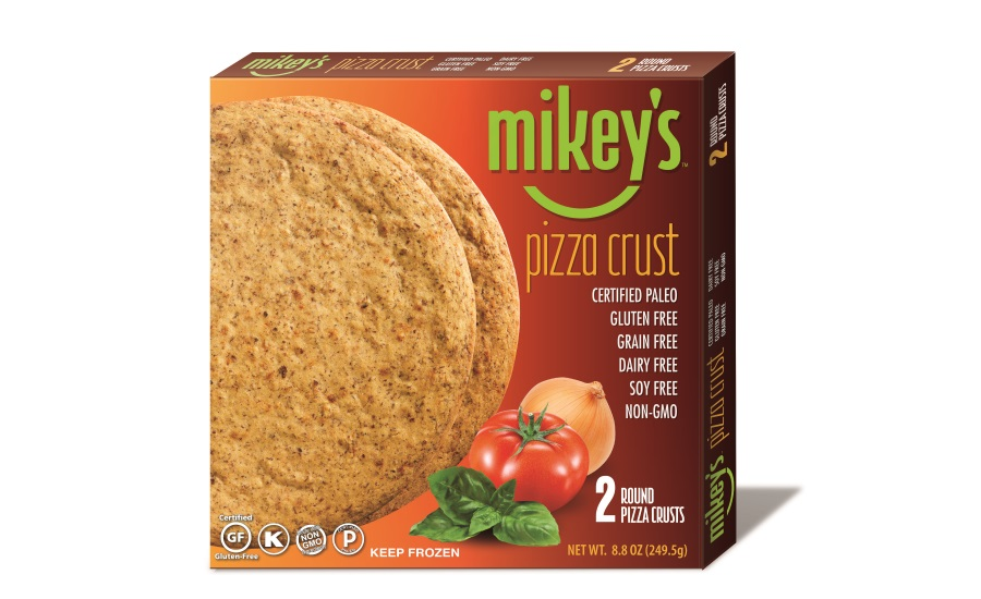 Mikeys pizza crust