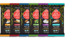 Soul Sprout nut bars