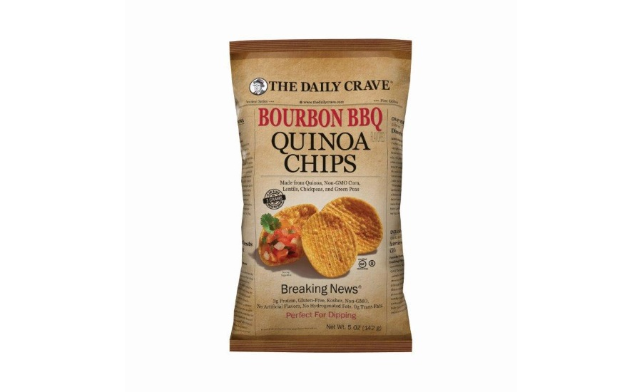 The Daily Crave quinoa chips