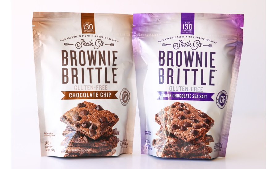 Sheila Gs gluten free brownie brittle