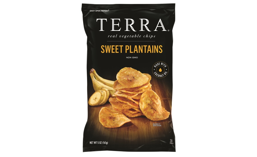 TERRA Plantain chips