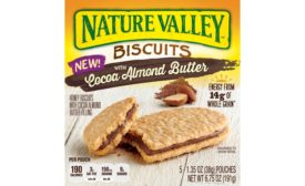 Nature Valley biscuits