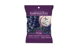 CabernayZyn superfood snack dried wine grapes