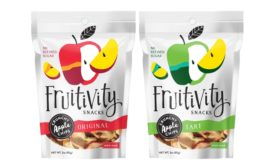 Fruitivity Snacks rebrand