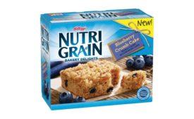 NutriGrain Bakery Delights bars