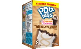 Pop-Tarts frosted chocolate mocha
