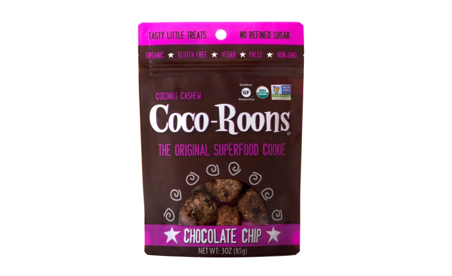 Coco-Roons cookies chocolate chip