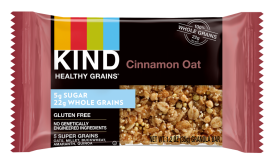 KIND Bars Healthy Grains Cinnamon Oat
