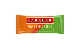 Larabar fruits & greens bar