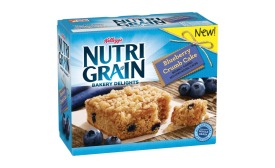 NutriGrain Bakery Delights bars