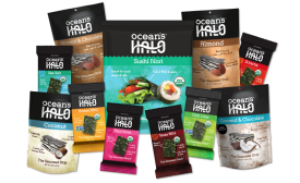 Oceans Halo chocolate seaweed snacks