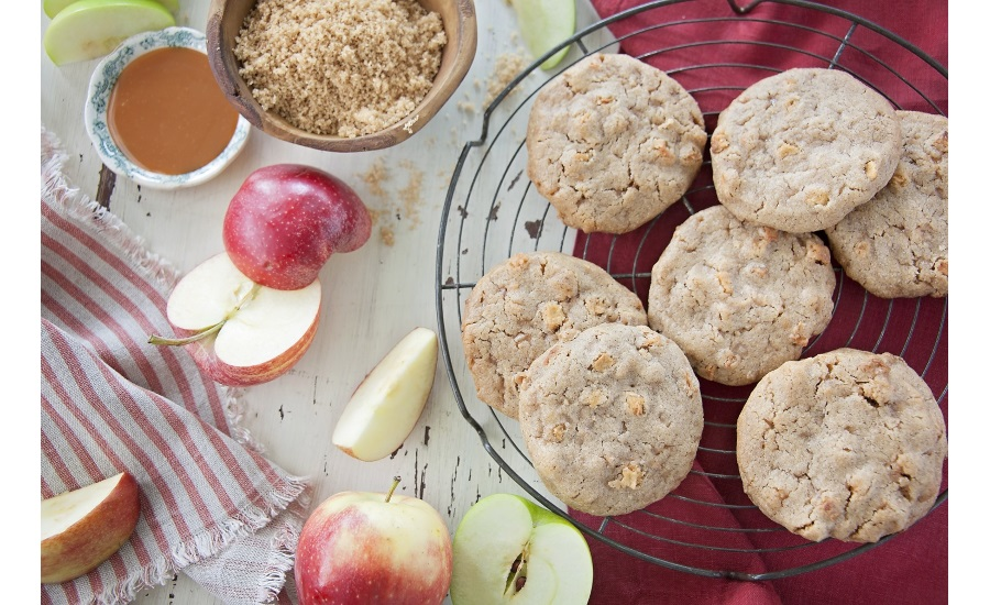 Christie Cookies caramel apple praline cookies
