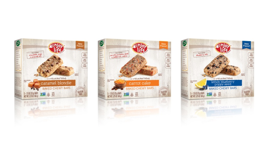 Enjoy Life Foods chewy bars