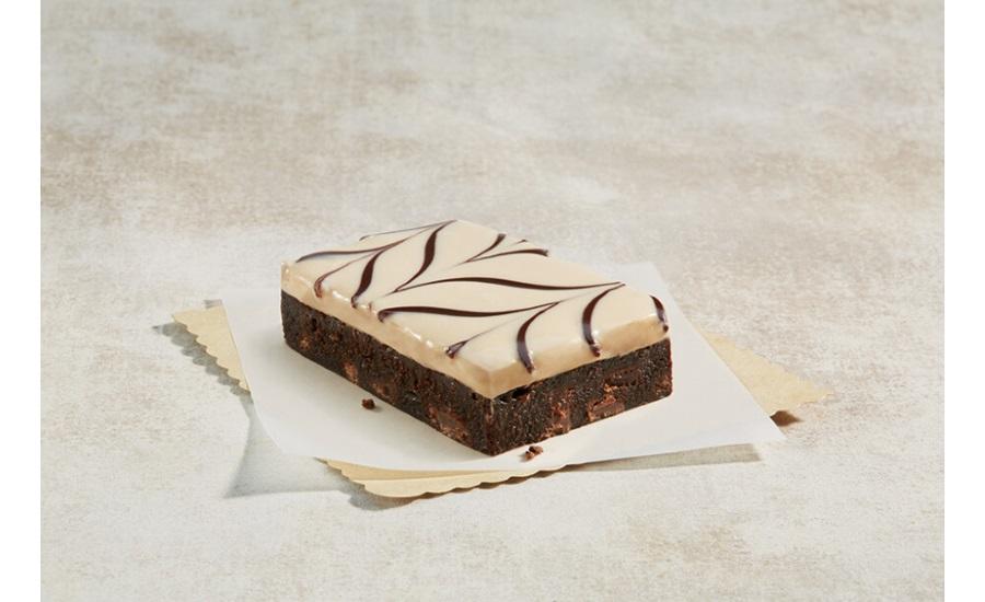 Tyson Bistro Collection Baileys Dark Chocolate Swirl Brownie Bars