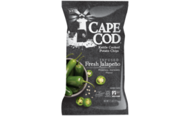 Cape Cod infused oil chips