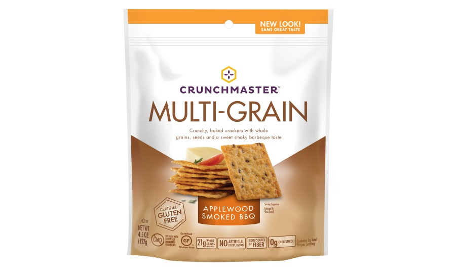 Crunchmaster multi-grain crackers