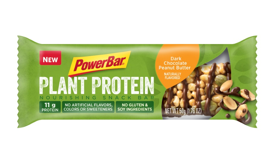 PowerBar plant protein bar
