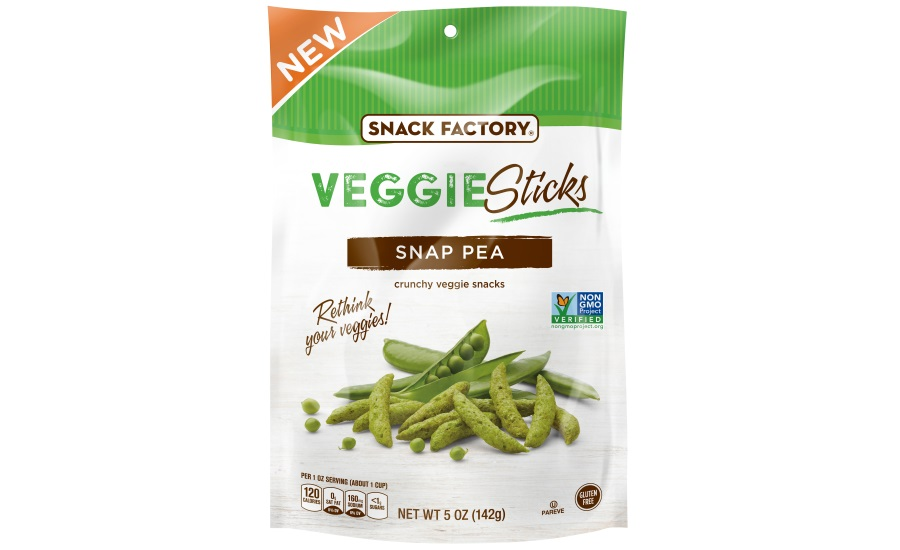 Snack Factory Veggie Sticks