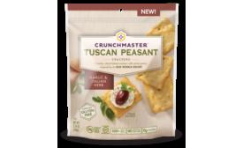 Crunchmaster peasant crackers