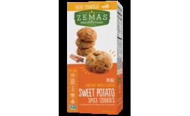 Zemas Madhouse whole grain mini cookies
