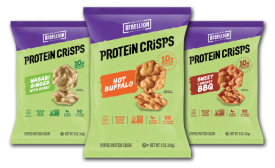 Our Little Rebellion Protein Crisps
