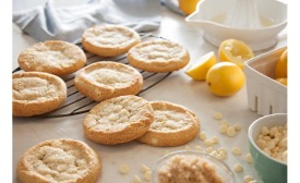 Christie Cookie lemon white chocolate chip