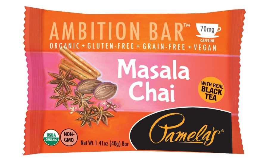 Pamelas Products masala chai bar
