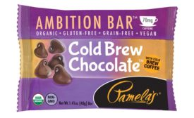 Pamelas Products cold brew bar