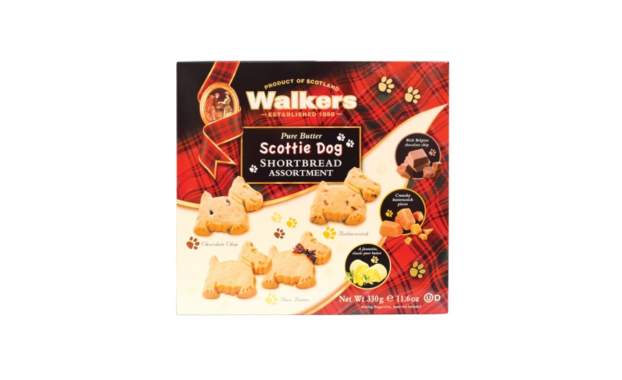Walkers Shortbread new shortbread cookies