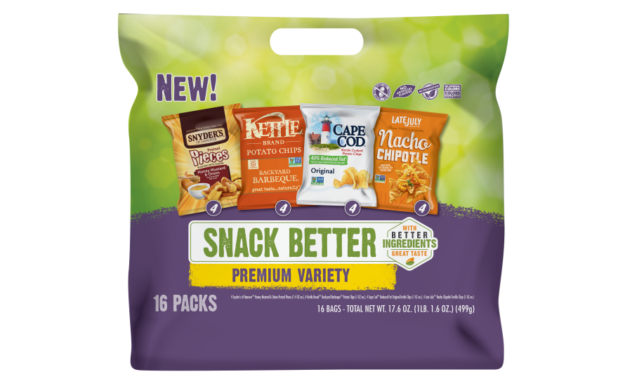 Snyders-Lance snack packs